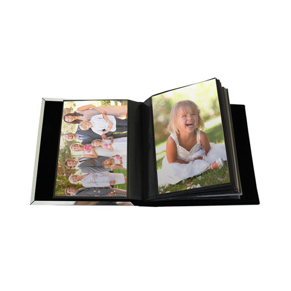 Personalised Flute Wedding Anniversary Photo Frame Album 4x6