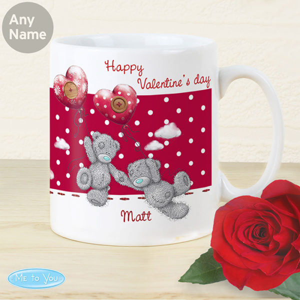 Personalised Me To You Couples Mug